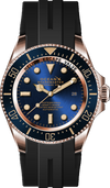 OceanX Sharkmaster Bronze M9 SMB532SW Limited Edition