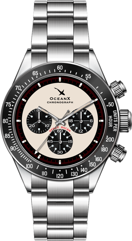 OceanX Speed Racer Chronograph SRS112