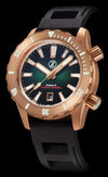Zelos Abyss 3 Bronze Hunter Green