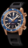 Zelos Abyss 3 Bronze Midnight Blue