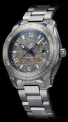 Zelos Thresher 500m GMT Meteorite