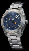 Zelos Thresher 500m GMT Steel Blue