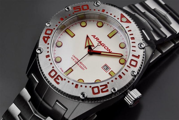 ARAGON Virtuoso Swiss 2824 A004RED