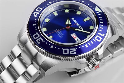 ARAGON Divemaster Automatic 50mm A054BLU