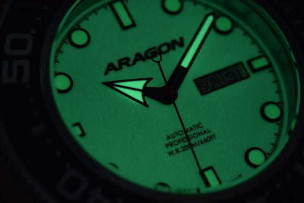 ARAGON Divemaster Automatic 45mm A064WHT