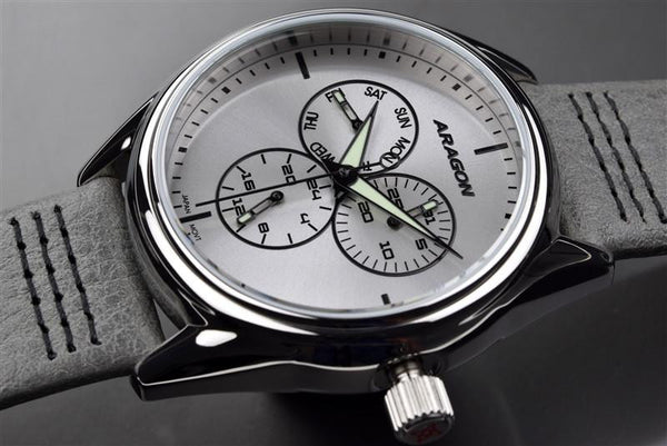 ARAGON Caprice 43 Multifunction A116SLV