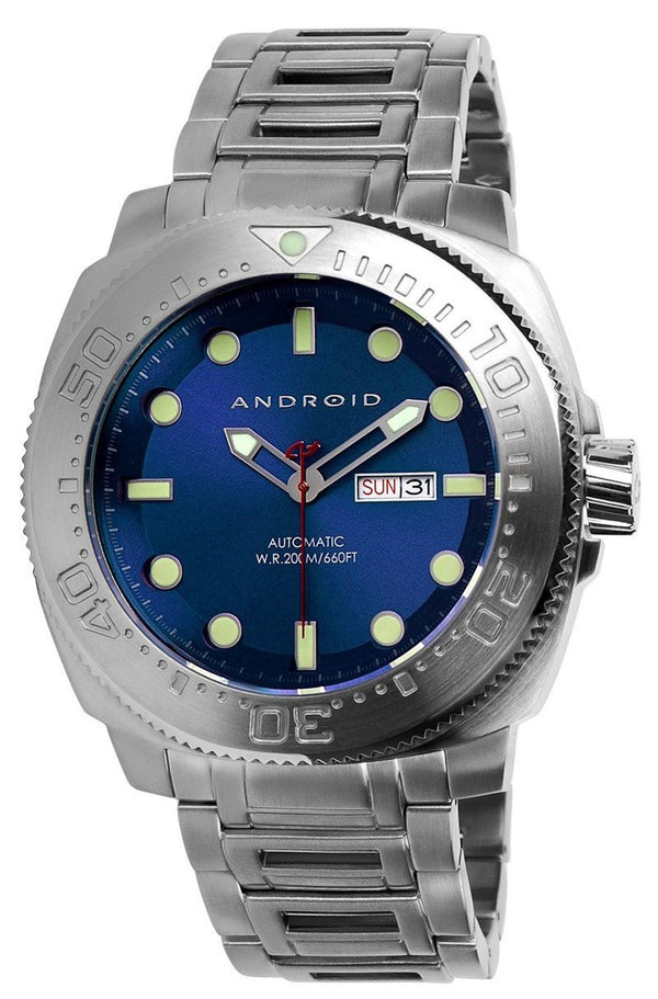 ANDROID Parma 52 Automatic Day/Date AD773BBU