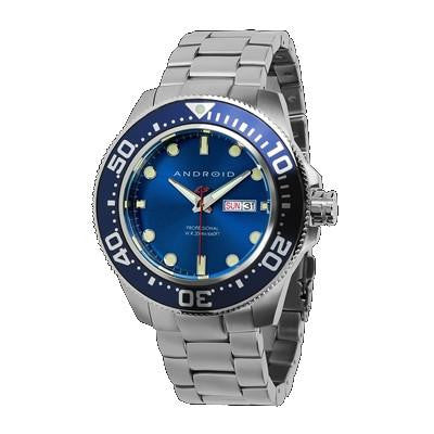 ANDROID Divemaster 200 50mm Automatic AD813BBU