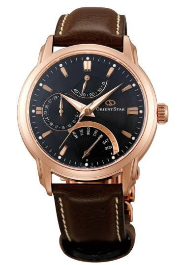 Orient Star DE00003B Retrograde