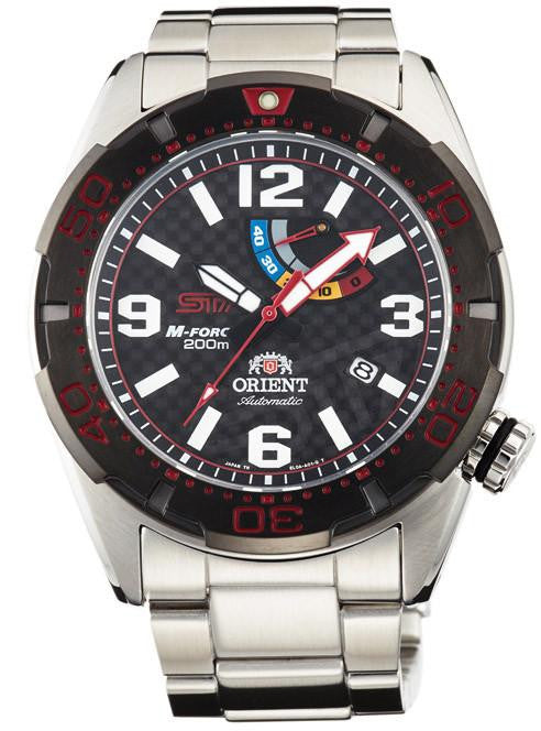 Orient SEL0A004B EL0A004B M-Force STI Limited Edition