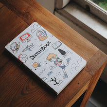 Soft Cover Sketch Book