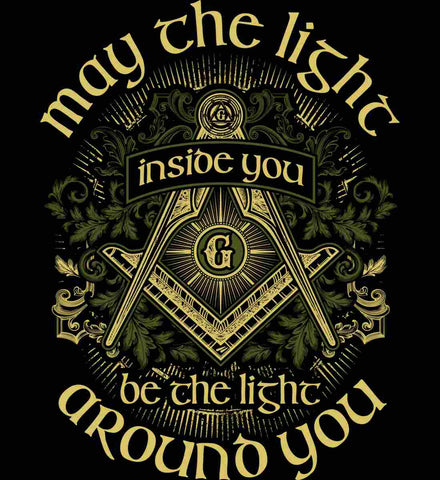 May The Light Inside You Be The Light Around You.