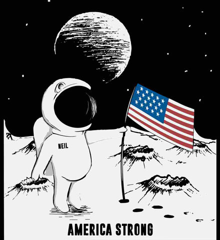 Space Patriots. America Strong.
