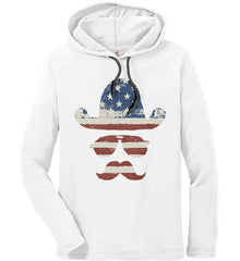 Do you even know how to Patriot Bro? Anvil Long Sleeve T-Shirt Hoodie.