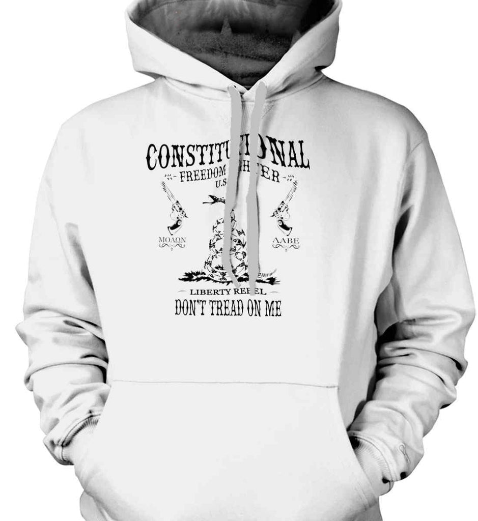 Constitutional Freedom Fighter Sons Of Liberty Hoodie Molan Labe Sweatshirt