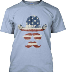 Do you even know how to Patriot Bro? Gildan Ultra Cotton T-Shirt.