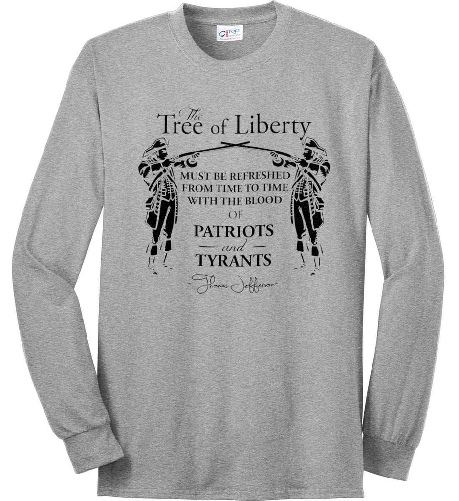 fa1b01d2a1be97 ... The Tree of Liberty must be refreshed from time to time with the blood  of Patriots