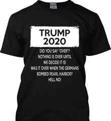 TRUMP 2020. Gildan Tall Ultra Cotton T-Shirt.