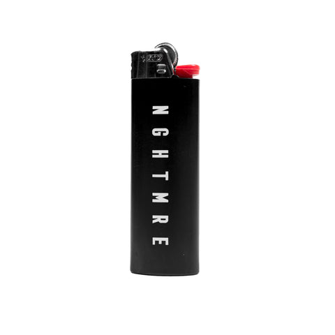 LOGO LIGHTER - BLACK