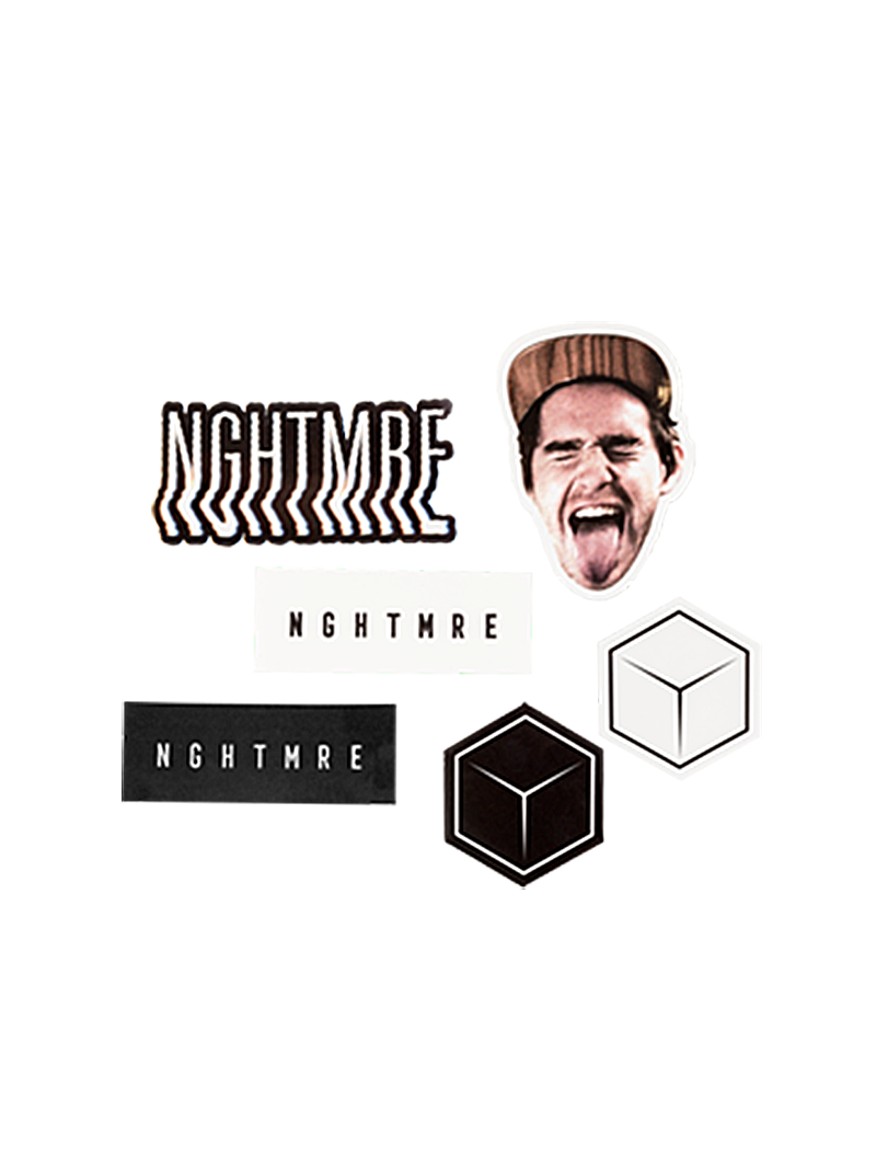 NGHTMRE Sticker Pack