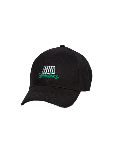 GUD Vibrations Dad Hat - Black