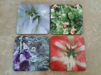 1000 x MDF Sublimation Coasters 9cm x 9cm cork backed