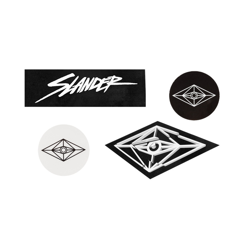 Slander Sticker Pack