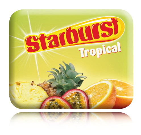 Starburst® Tropical Drink (Small Cases)