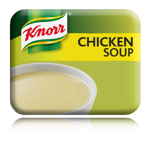 Knorr Chicken Soup (Small Cases)