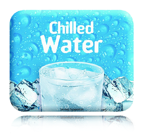 Chilled Water Cups