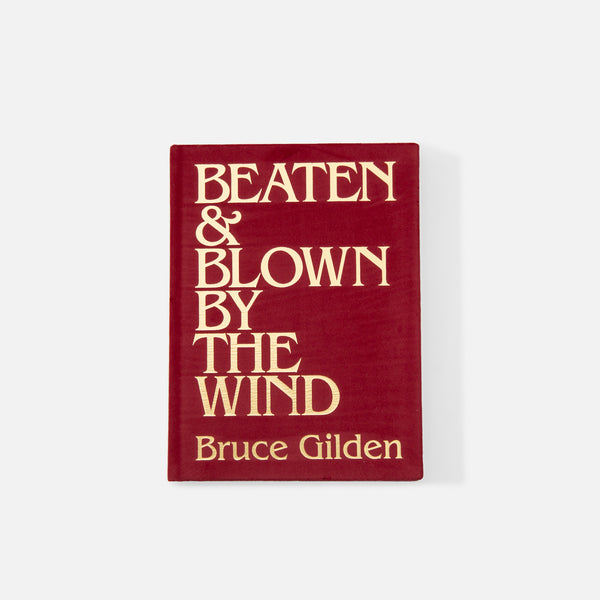 Beaten & Blown by the Wind by Bruce Gilden for Gucci blues store www.bluesstore.co