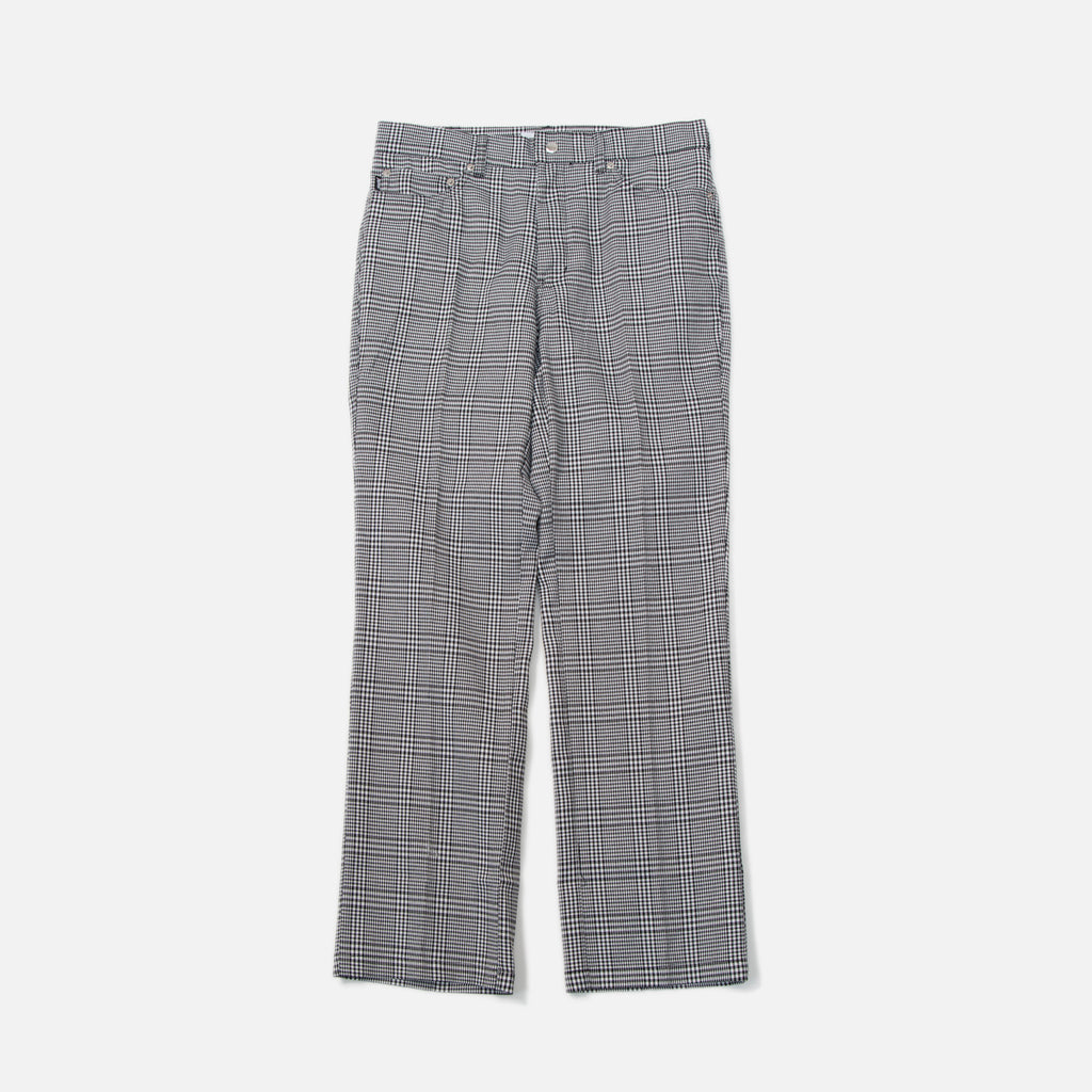 Fucking Awesome Chino Pant in Glen Plaid blues store www.bluesstore.co