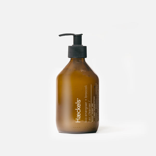 Bio Energiser + Broccoli Hair Cleanser With Pump Blues Store