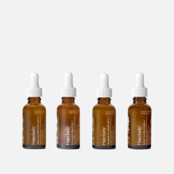 Haeckels Skin Care Mixology Set Blues Store