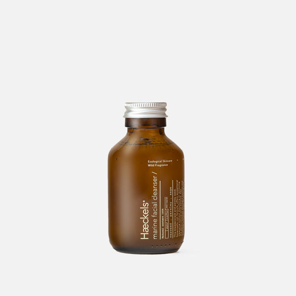 Haeckels Marine Facial Cleanser - 100ml Blues Store www.bluesstore.co