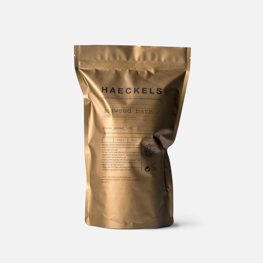 Haeckels Traditional Seaweed Bath Blues Store