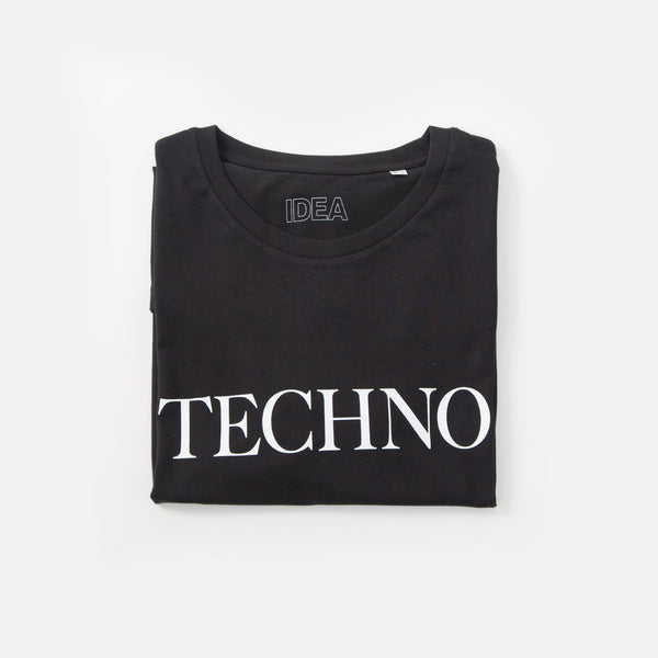 IDEA books techno t-shirt blues store www.bluesstore.co