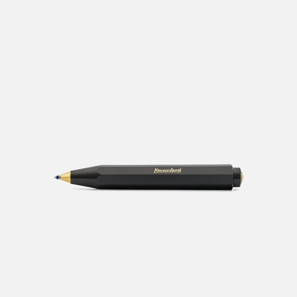 Kaweco CLASSIC Sport ballpoint pen in Black blues store www.bluesstore.co