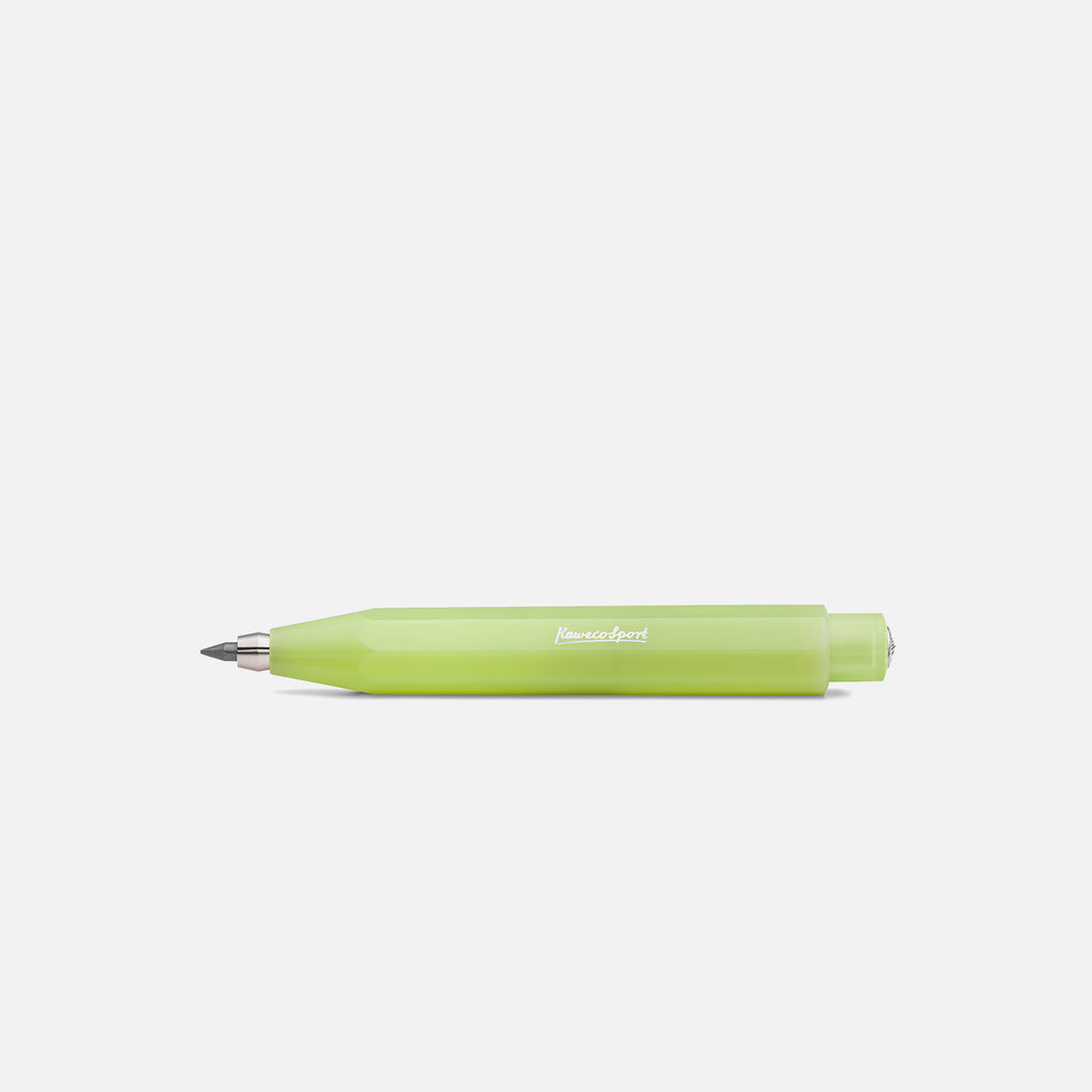 Frosted Sport Clutch 3.2mm Pencil in Fine Lime blues store www.bluesstore.co
