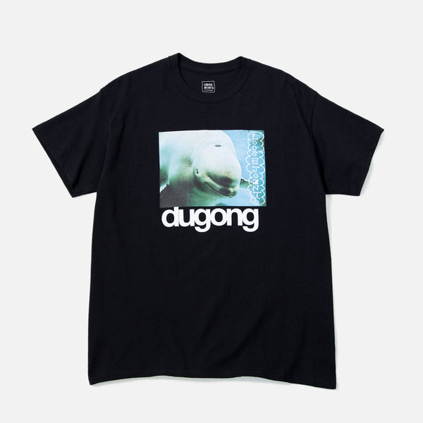 LOOSEJOINTS Big Baby Dugong T-Shirt in Black by Clay Arlington blues store www.bluesstore.co
