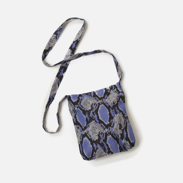 Mini Book Bag with Python print from Needles Spring / Summer 2020 collection blues store www.bluesstore.co