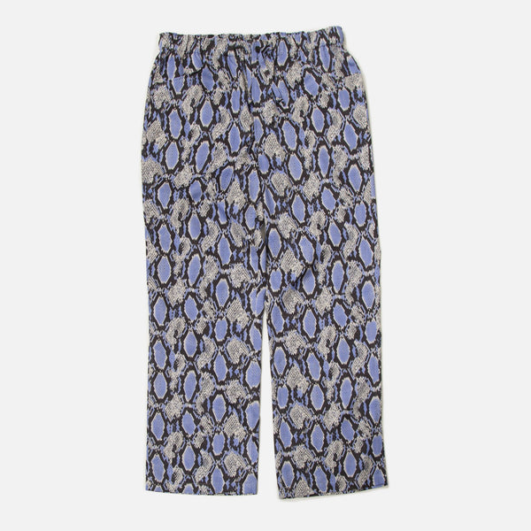 String Arrow Easy Pant with Python Print from Needles Spring / Summer 2020 collection blues store www.bluesstore.co