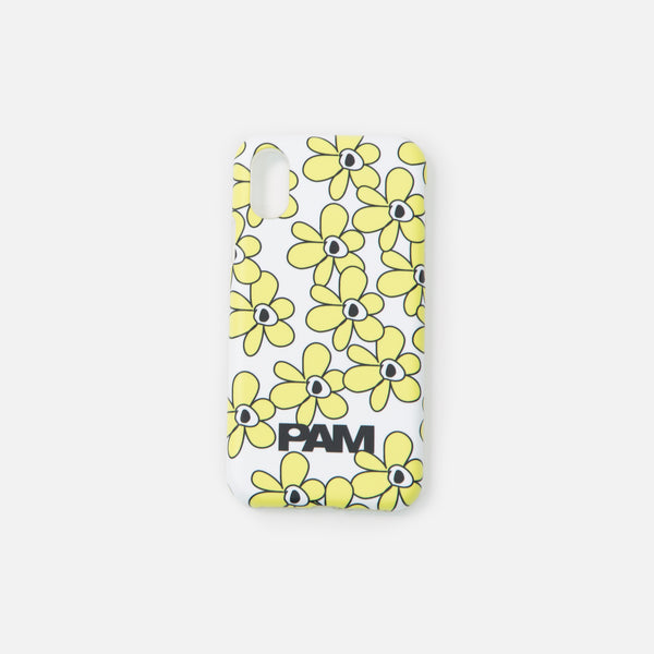 P.A.M (Perks & Mini) iPhone X Daisies Phone Case blues store www.bluesstore.co