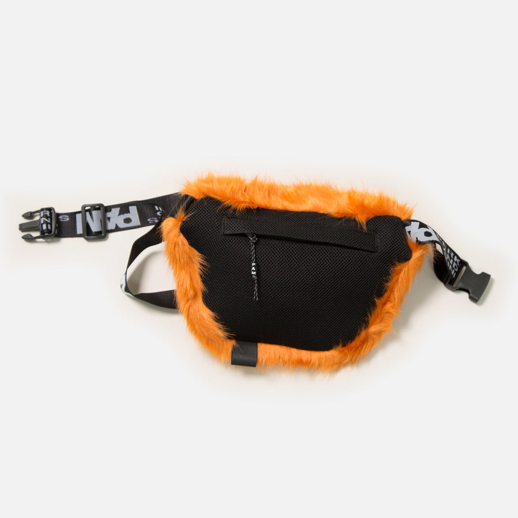 Sweeky Bum Bag in Orange from the spring / summer 2020 P.A.M (Perks & Mini) collection blues store www.bluesstore.co