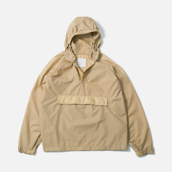 Paa Anorak One in Khaki Taffeta blues store www.bluesstore.co