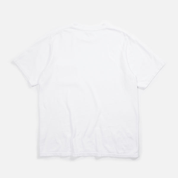 Paa Short Sleeve Pocket T-Shirt in White Blues Store