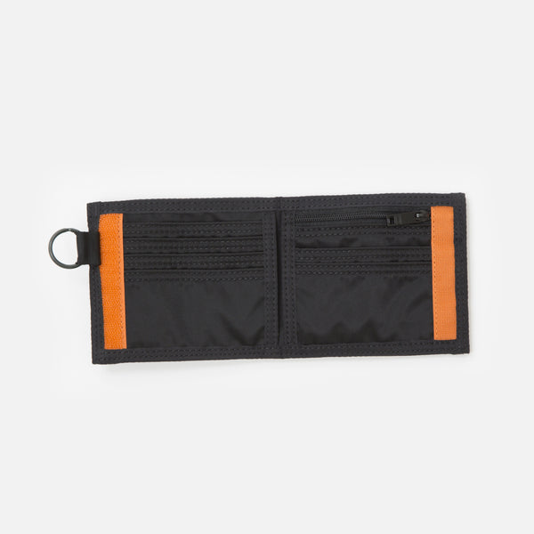 Tanker Wallet B from Porter Yoshida in Black Blues Store