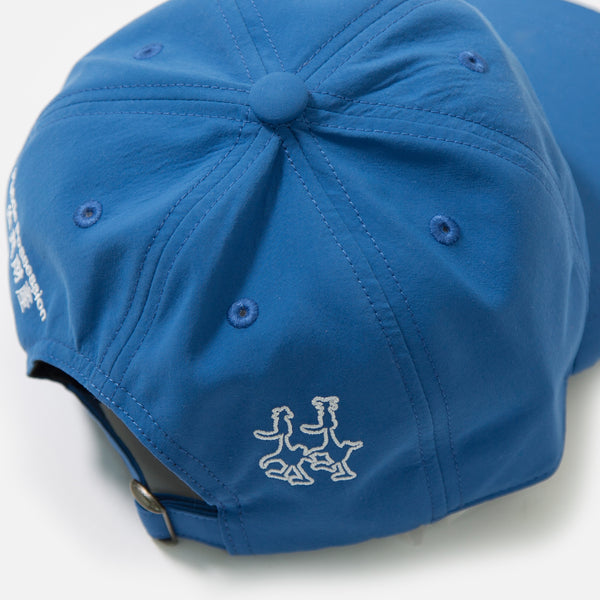 Euphoria Cap in Steel Blue from the Public Possession blues store www.bluesstore.co