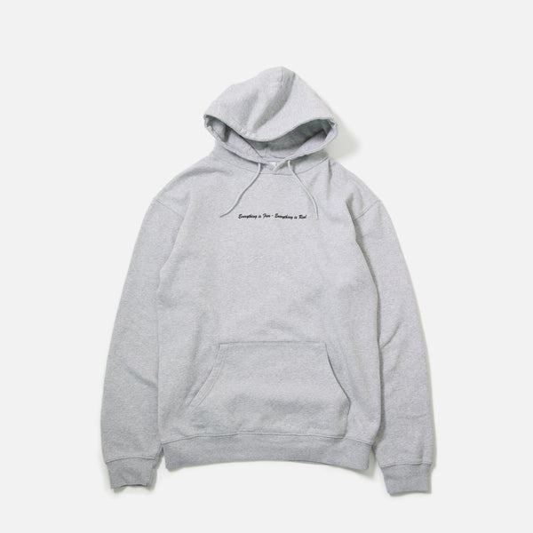 Public Possession Nevada Hooded Sweatshirt in Heather Grey blues store www.bluesstore.co