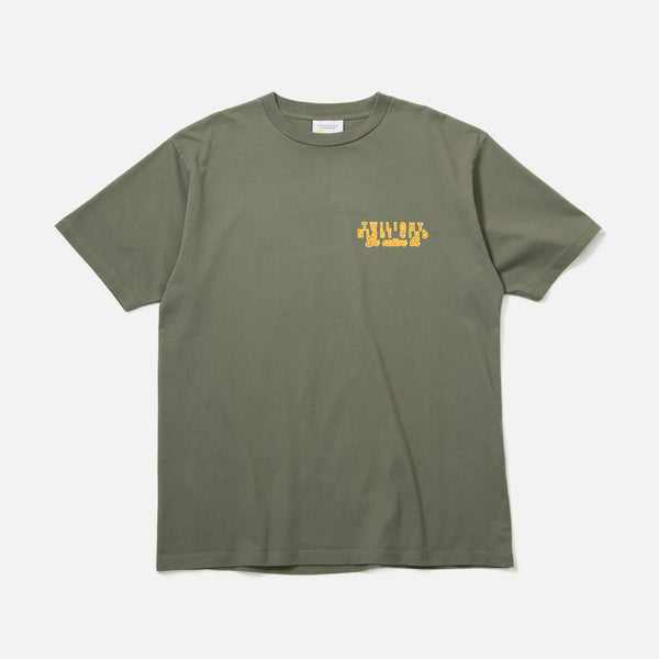 Public Possession Twilight T-shirt in Camo Green blues store www.bluesstore.co